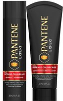 Pantene Expert Pro-V Intense ColorCare Shampoo 9.6 oz and Conditioner 8 oz Dual Pack