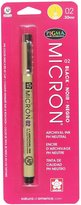 Pigma Micron Sakura 30281 Blister Card 02 Ink Pen, 0.30-mm