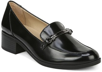 Naturalizer Naples Heeled Loafer - Wide Width Available