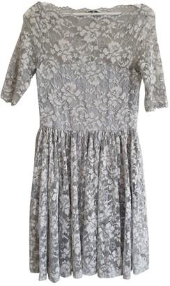 Ganni Blue Lace Dresses