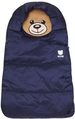 MOSCHINO BAMBINO Padded bunting bag