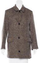 Billy Reid Wool Short Coat