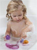 Munchkin Sea Sparkle Gems and Cupcake Squirts Bath Toy