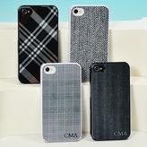 Menswear iPhone® Case