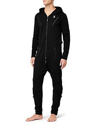One Piece OnePiece P-AW14100 Jumpsuit, (Black), (Size: )
