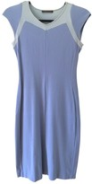 Narciso Rodriguez Blue Dress for Women