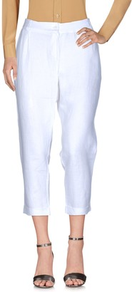 RAFFAELA D'ANGELO Casual pants - Item 13107855RE