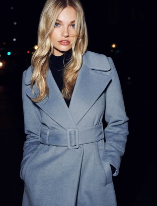 Ever New Bella Wrap Coat