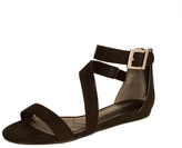 Charles by Charles David Black Flat Sandal