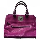 Longchamp Gatsby handbag in leather