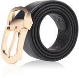 Demon&Hunter PBL Series Men's Pin Buckle Belt H00505(110CM)