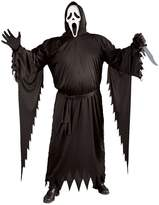 Fun World Costumes Men's Scream Ghost Face Costume