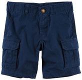 Carter's Pull-On Khaki Cargo Shorts