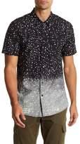 Volcom Dirty Noise Polka Dot Woven Shirt
