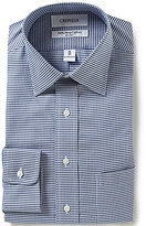Daniel Cremieux Non-Iron Checked Classic Fitted Spread-Collar Dress Shirt