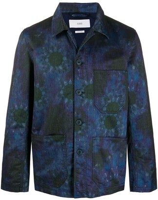 Closed Tie-Dye Print Shirt