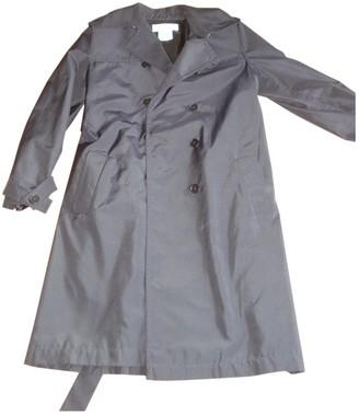 Saint Laurent Black Trench Coat for Women Vintage