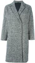 Brunello Cucinelli tweed coat