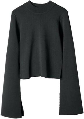 Voya Vera Black Knit Top