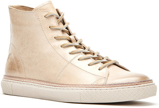 Frye Essex Leather High Top Sneaker