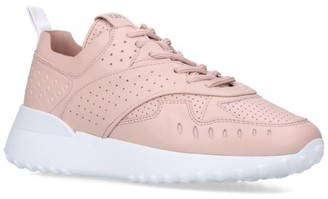 Tod's Leather Sport 80A Sneakers
