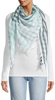 Thumbnail for your product : Eileen Fisher Ombre Stripe Scarf