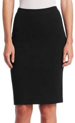Emporio Armani Stretch Pencil Skirt