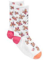 Hue Women's Butterfly Socks