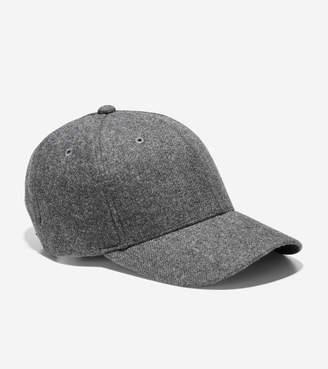 Cole Haan ZERGRAND Wool Baseball Hat