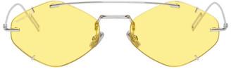 Christian Dior Transparent DiorMercure Sunglasses