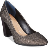 Style&Co. Style & Co. Asyaa Block-Heel Pumps, Only at Macy's