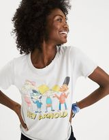 American Eagle Outfitters Hey Arnold! Graphic T-Shirt