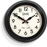 Newgate Clocks - Small Electric Clock - Black