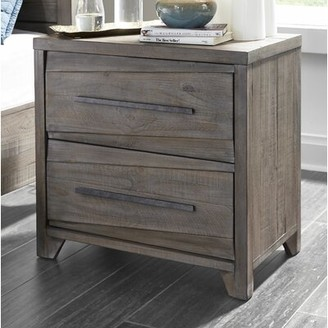 Foundry Select Mcdaniel 2 Drawer Nightstand