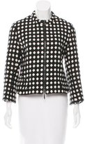 Akris Punto Wool Patterned Jacket