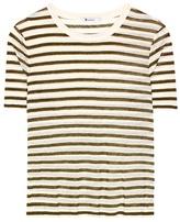 T by Alexander Wang T-shirt en jersey