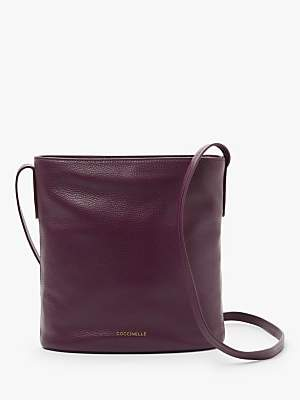 Coccinelle Dione Leather Cross Body Bag