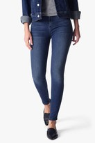 7 For All Mankind Slim Illusion Luxe Ankle Skinny In Luminous