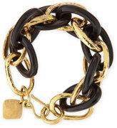 Ashley Pittman Ndovu Dark Horn & Bronze Bracelet