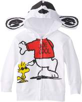 Peanuts Little Boys' Toddler Character Hoodie