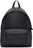 Givenchy Black Leather Iconic Backpack
