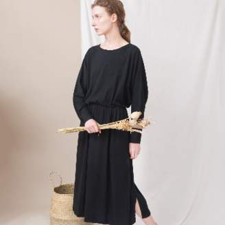 Beaumont Organic Talita Organic Cotton Dress - S - Black