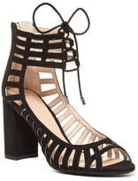Franco Sarto Emira Chunky Heel Sandal