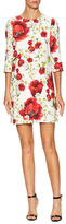 Dolce & Gabbana Floral Printed Shift Dress