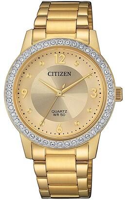 Citizen EL3092-86P Quartz Gold