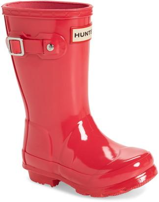 Hunter Original Gloss Waterproof Rain Boot