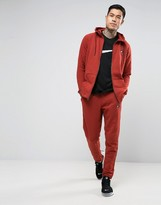 Nike Modern Tracksuit Set In Red 805052-674
