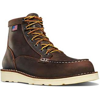 "Danner Women's Bull Run Moc Toe 6"" Construction Boot"
