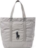 Polo Ralph Lauren Big Pony Canvas Tote