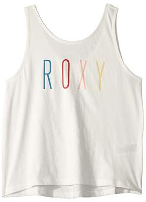 Roxy Kids Just Happy Tee (Big Kids)